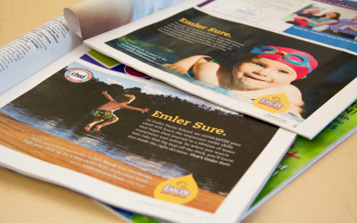 Emler Swim Schools Dives Headfirst Into Brand Differentiation